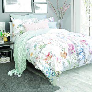 Penrhyn Duvet Bedroom Set (Reversible Print)