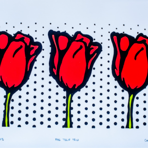 Red Tulip Trio