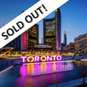 """SOLD OUT: Thanksgiving Break with ISGC – """"Experience Toronto!"""""""