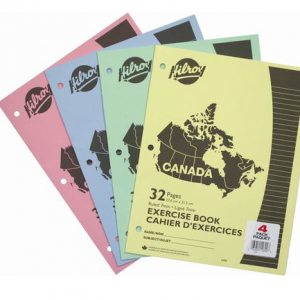 4-Pack Notebooks