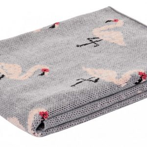 Flamant Reading Blanket