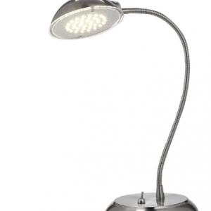 Desk Lamp – Silver